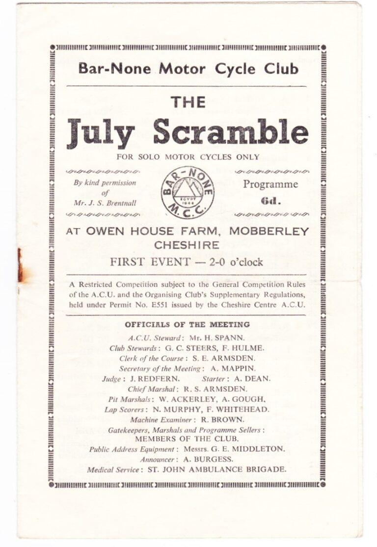 July Scramble page 1