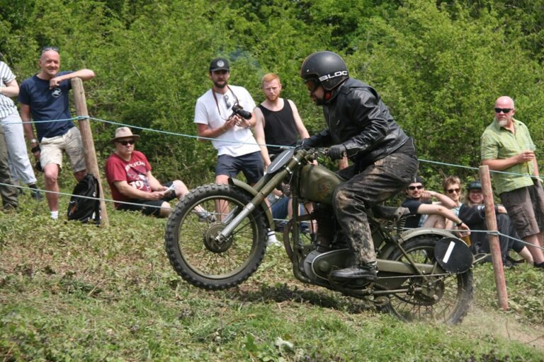 Red Marley Hill Climb 2019