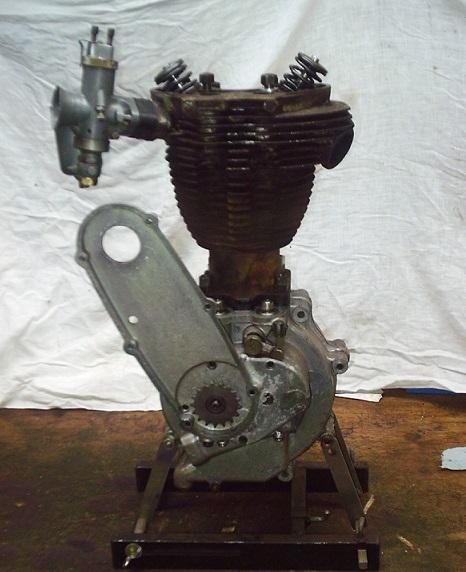 Engine WD/G3L 350cc ohv.