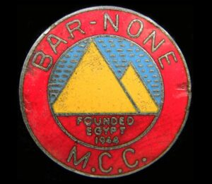 Lapel pin badge from the Colt Autobadge Collection