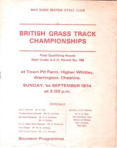 National Grass Track 001